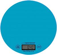 Кухонные весы Esperanza Mango EKS003B (голубой) -