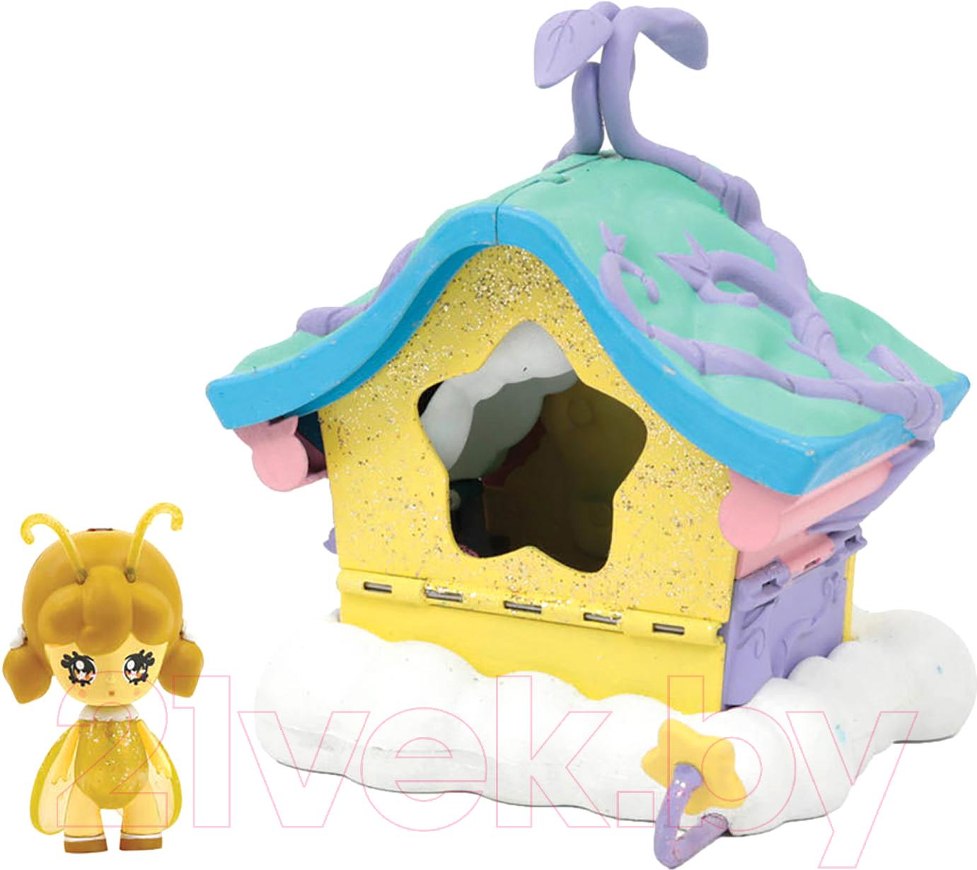 Купить Кукла с аксессуарами Glimmies, Домик Глимтерн / GLM04000, Китай, пластик