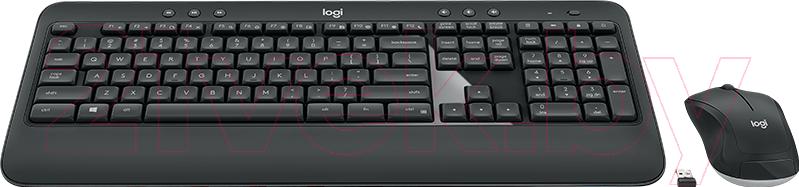 Купить Клавиатура+мышь Logitech, MK540 / 920-008686, Китай
