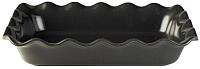 Форма для запекания Emile Henry 791987 (древесный уголь) -