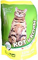 Корм для кошек КОТиКОРМ Для взрослых кошек с курицей (10кг) -