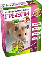 Корм для грызунов Грызли Для декоративных (0.4кг) -