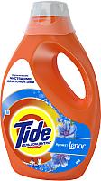 Гель для стирки Tide Touch of Lenor Fresh (975мл) -