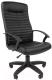 Кресло офисное Chairman Стандарт СТ-80 (экокожа черный) -
