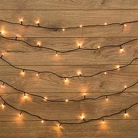 Светодиодная гирлянда Neon-Night Твинкл Лайт 303-116 (20м, теплый белый) -