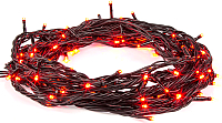 Светодиодная гирлянда Neon-Night Твинкл Лайт 303-132 (10м, красный) -