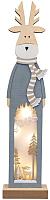 Светодиодная фигура 2D Neon-Night Рождественский олень 504-007 -