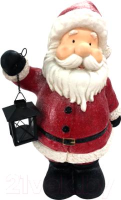 Фигура под ёлку Neon-Night Дед Мороз с фонарем 505-014