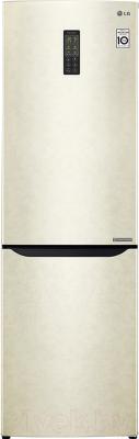 Холодильник с морозильником LG GA-B419SEHL