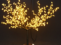 Светодиодное дерево Neon-Night Сакура 531-101 (1.5м, желтый) -