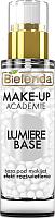 Основа под макияж Bielenda Make-Up Academie Pearl Base жемчужная (30мл) -