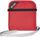 Портмоне Pacsafe Rfidsafe V100 / 10556324 (красный) -