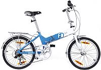 Велосипед GIANT FD-806 (синий) -
