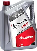 Моторное масло Cepsa Avant Synt 10W30 / 512623090 (5л) -