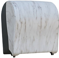 Диспенсер для бумажных полотенец Merida Unique Solid Cut Marble Line CUH310 -