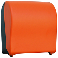 Диспенсер для бумажных полотенец Merida Unique Solid Cut Orange Spark CUO352 -