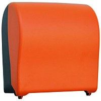 Диспенсер для бумажных полотенец Merida Unique Solid Cut Orange Spark CUO302 -