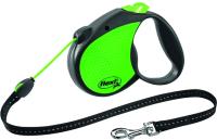 Поводок-рулетка Flexi Standart Neon 42618 (M, зеленый) -