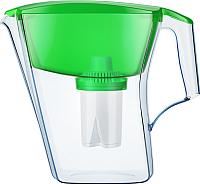 Фильтр питьевой воды Аквафор Лайн с дополнительным модулем (зеленый) -