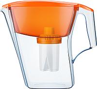 Фильтр питьевой воды Аквафор Лайн с дополнительным модулем (оранжевый) -