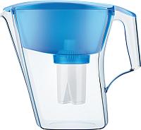 Фильтр питьевой воды Аквафор Лайн с дополнительным модулем (голубой) -