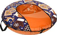 Тюбинг-ватрушка Тяни-Толкай 930мм Cookie Comfort (оксфорд, Омск) -