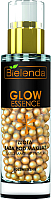 Основа под макияж Bielenda Glow Essence гелево-золотая осветляющая (30г) -
