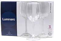 Набор бокалов для вина Luminarc Allegresse N1725 (3шт) -