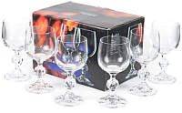Набор бокалов для вина Bohemia Crystal Claudia 40149/150 (6шт) -