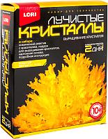 Набор для выращивания кристаллов Lori Желтый кристалл / Лк-004 -