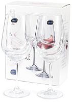 Набор бокалов для вина Bohemia Crystal Turbulence 40774/550-2 (2шт) -