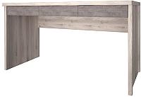 Письменный стол Anrex Jazz 3S (каштан найроби/оникс) -