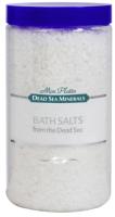 Соль для ванны Mon Platin Натуральная соль Мертвого моря белая (500г) -