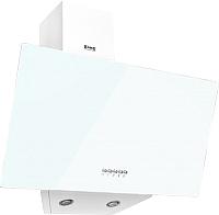 Вытяжка декоративная Zorg Technology Arstaa 60 М (белое стекло) -