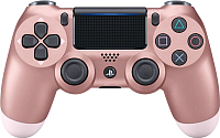 Геймпад Sony Dualshock 4 v2 / PS719949206 (розовое золото) -