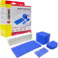 Комплект фильтров для пылесоса OZONE H-07 -