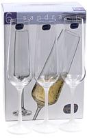 Набор бокалов Bohemia Crystal Sandra 40728/38344/200 (6шт) -