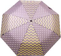Зонт складной Капелюш 1430 (бежевый) -