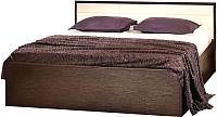Каркас кровати Глазов Амели 1 180x200 (венге) -