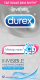 Презервативы Durex Invisible Emoji №12 ультратонкие (12шт) -