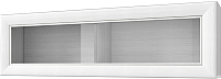 Шкаф навесной Anrex Olivia 1D (вудлайн кремовый/дуб анкона) -