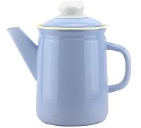 Заварочный чайник Эмаль 04-2110н (сливочный) -