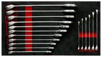 Набор ключей Wurth Red Line 5754900401 -