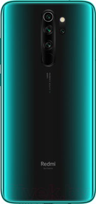 Смартфон Xiaomi Redmi Note 8 Pro 6Gb/128Gb Forest Green -
