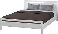 Полуторная кровать Bravo Мебель Вероника 1 120x200 (дуб белый) -