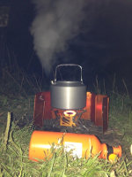Экран ветрозащитный для горелки Fire-Maple Wind-Screen FMW-503 (оранжевый) -