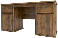 Письменный стол Anrex Magellan 2D3S (дуб саттер) -