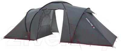 Палатка High Peak Como 4 / 10232 (темно-серый)