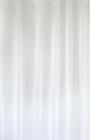 Шторка-занавеска для ванны V-line Бриллиант (ромб/белый) -