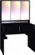 Туалетный столик с зеркалом Глазов Berlin 35 (венге) -